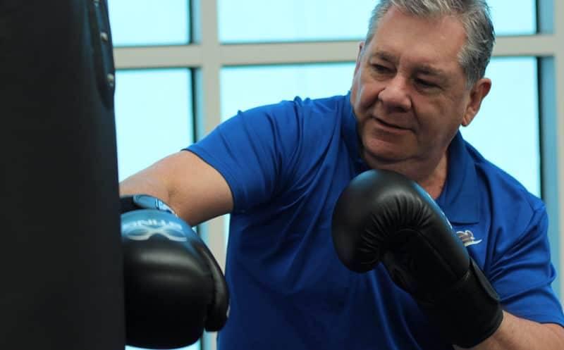 Бокс - один из самых лучших видов спорта, значительно повышающих потенцию у мужчин!