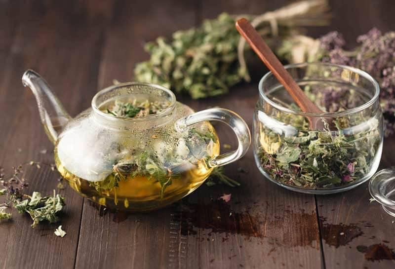 Чай для повышения потенции стимулирует выработку тестостерона