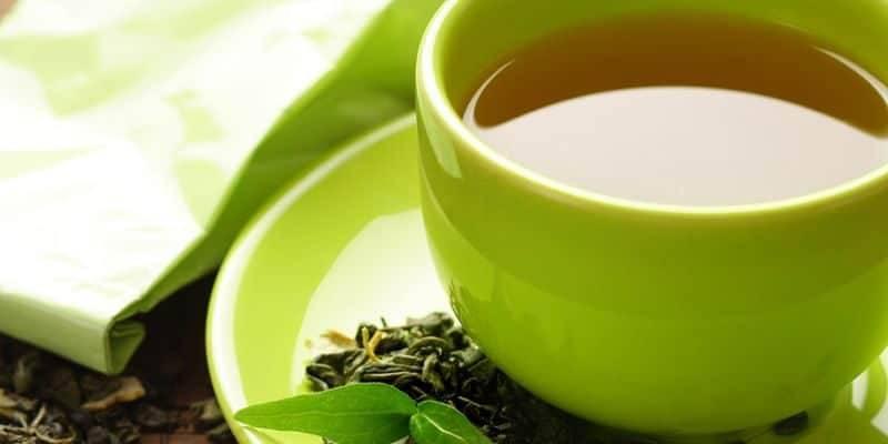 Зеленый чай поможет снизить АД