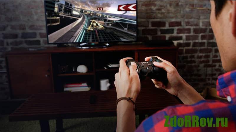 Видеоигры отвлекут Вас от мыслей о курении