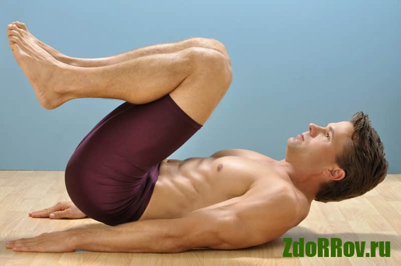 Лечебная гимнастика при простатите у мужчин