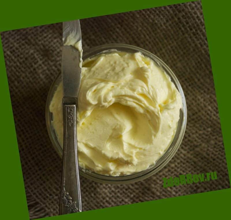 Мази от псориаза на основе сливочного масла