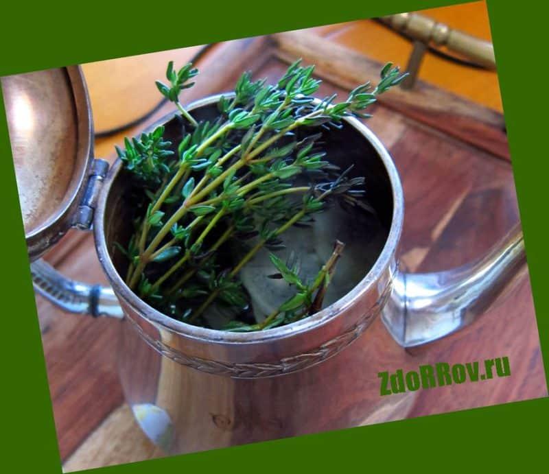 Отвар почечуйной травы