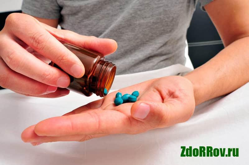 Лекарственные препараты, гели и мази для увеличения члена