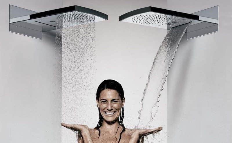 Хороший способ повысить АД – контрастный душ