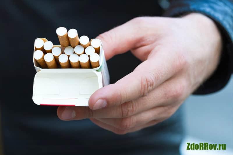 Зависимость от курения - крайне сильна!