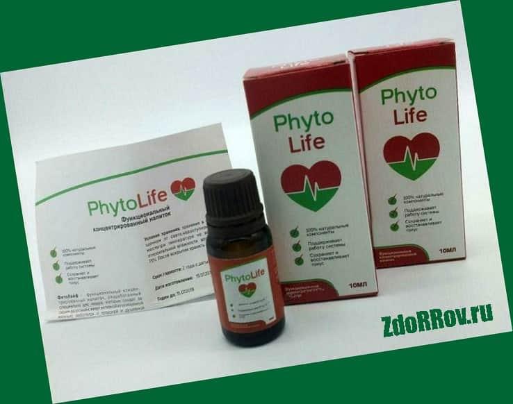 Phytolife — препарат для снижения артериального давления